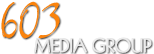 603 Media Group logo